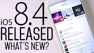 iOS 8.4 Beta 1 Released - What