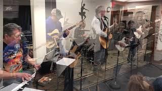 Blues Workshop Performing Heartache Tonight Main Street Music and Art Studio