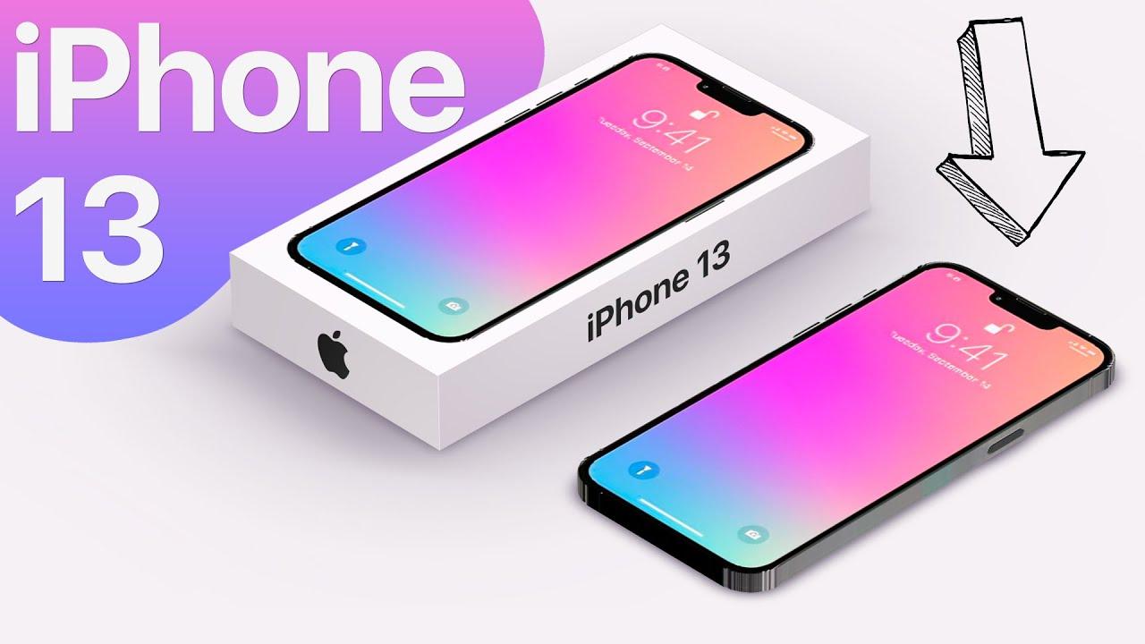 iPhone 13 - новый айфон 2021 на страже АНТИЭВОЛЮЦИИ - Andro-news.com