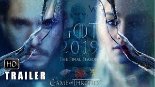 Game of Thrones Season 8 Teaser Trailer #1 (2019) Emilia Clarke, Kit Harington / Trailer Concept