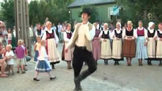 Hull a szilva.... Zenés, táncos felvonulás Litéren a Kulturális Örökség Napján. II