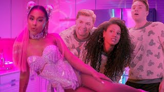 Ariana Grande's '7 rings' House Party Got Out Of Control...