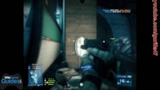 battlefield 3 beretta m9 tactical pistol multiplayer tips