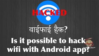 #DA08 WiFi Hack Apps | Real or Fake ?