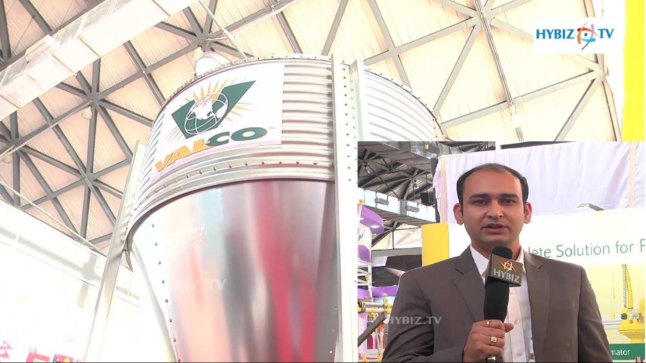 Vishal Raina | Valco | Val Products India | Poultry India 2016 - hybiz