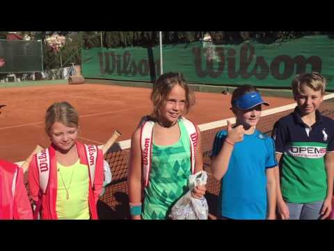 Moscow and Estonia small tennis competition