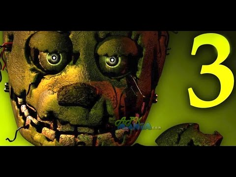 Five nights at freddy3 - 2 10
