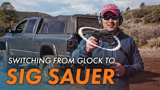 The BEST EDC PISTOL EVER? Special Forces Veteran Test Sig P320X Carry