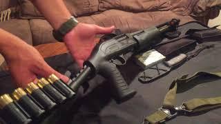 Hatsan Escort Aimguard обзор ружья и тюнинга к нему