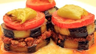 Turkish Moussaka Recipe - Traditional Eggplant And Ground Beef
