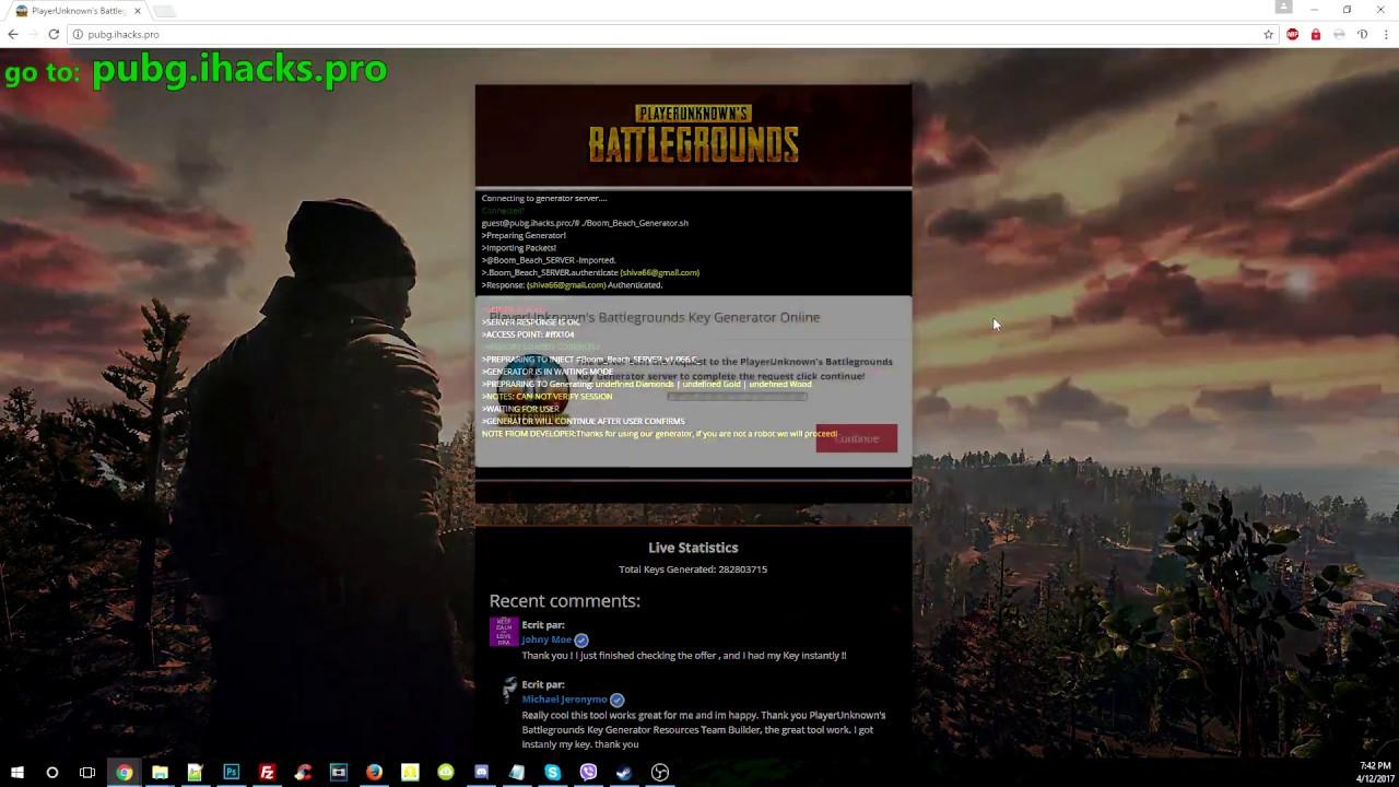 playerunknowns battlegrounds free key generator free game keys