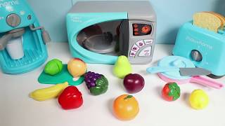 Toy Cutting Fruits with Velcro - Co...