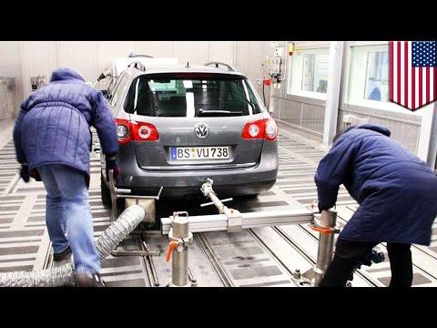 Volkswagen acepta que uso software en sus autos para entregar falsos resultados de emisiones