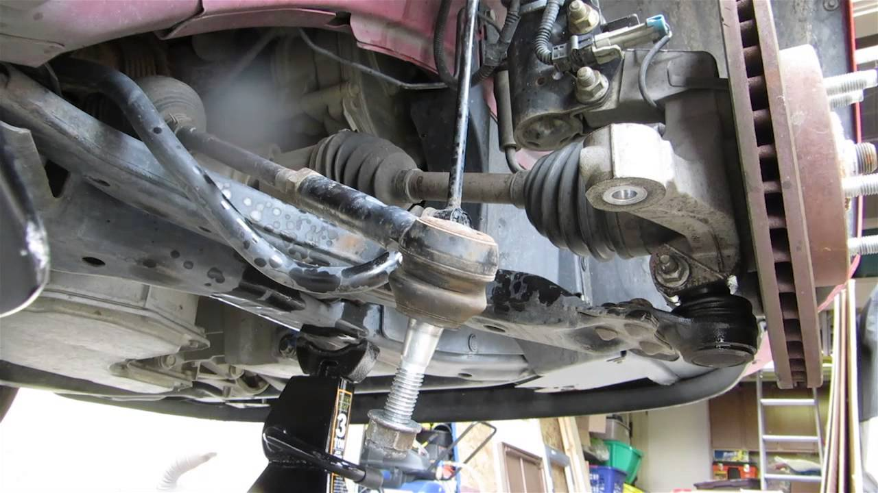 Pontiac G6 Front Suspension Diagram