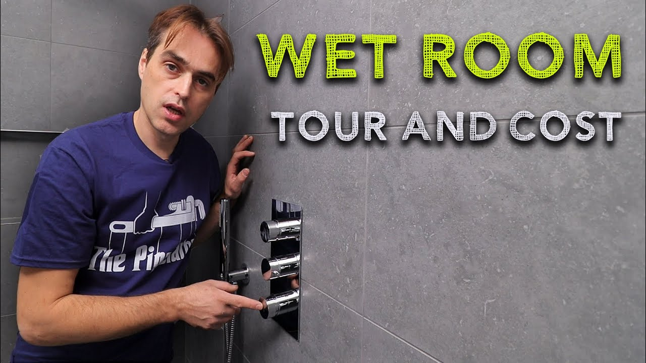 New wet room installation cost & tour.