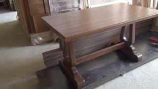 стол из дуба(, 2013-05-18T08:35:07.000Z)