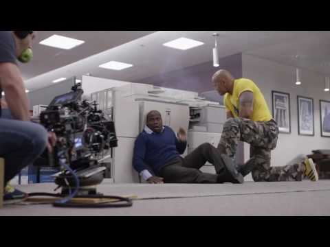 Central Intelligence - Behind the Scenes