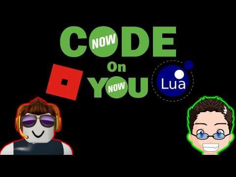 CodeNow - Roblox Lua Scripting Live - Creeper Model - September 11, 2017
