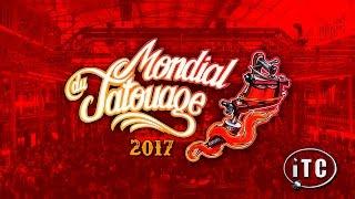 Mondial du tatouage 2017 by iTC
