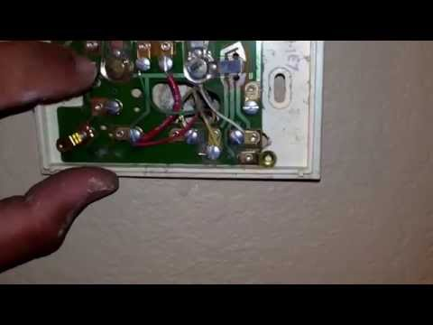 hqdefault?sqp= oaymwEWCKgBEF5IWvKriqkDCQgBFQAAiEIYAQ==&rs=AOn4CLDkppJst7ZfsXDGVGrymiTZD7F1Eg white rogers electric heat thermostat from 1990 youtube white rodgers 1f56n-444 wiring diagram at gsmx.co