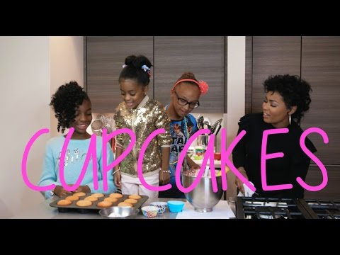 How to Bake Cup Cakes | Watch Me Whip with Heaven