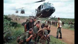 Repeat youtube video Paint it Black - Vietnam War