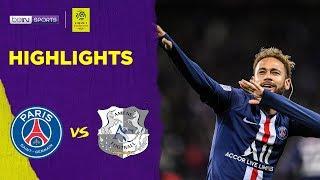 PSG 4-1 Amiens   Ligue 1 19/20 Match Highlights