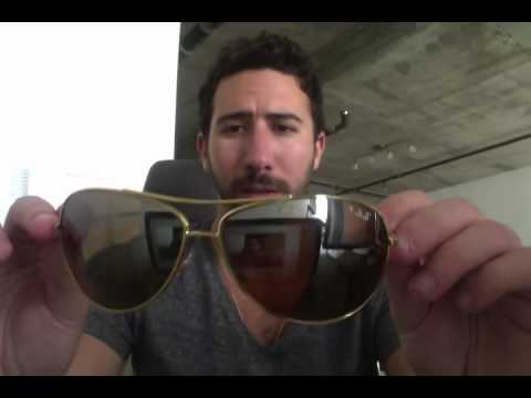 80e782c3f4 Ray-Ban RB 3293 Sunglasses Review   Fitting - YouTube