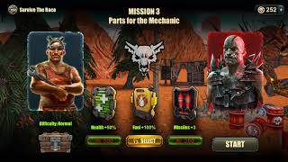 Dead Paradise: The Road Warrior / Android Game / Game Rock