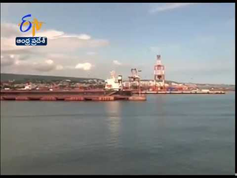 Vizag Port Registers Record Growth with 7 Per Cent | Officials