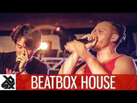 INCREDIBLE HIP HOP MEDLEY BY THE BEATBOX HOUSE