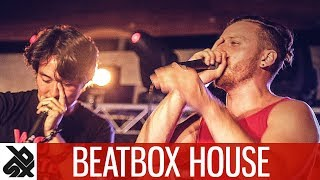 Video INCREDIBLE HIP HOP MEDLEY BY THE BEATBOX HOUSE download MP3, 3GP, MP4, WEBM, AVI, FLV Februari 2018