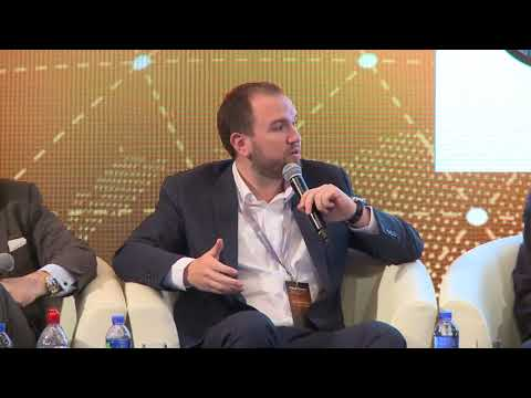 """Future Finance"" Forum 2018: Smart Contracts on the Blockchain"