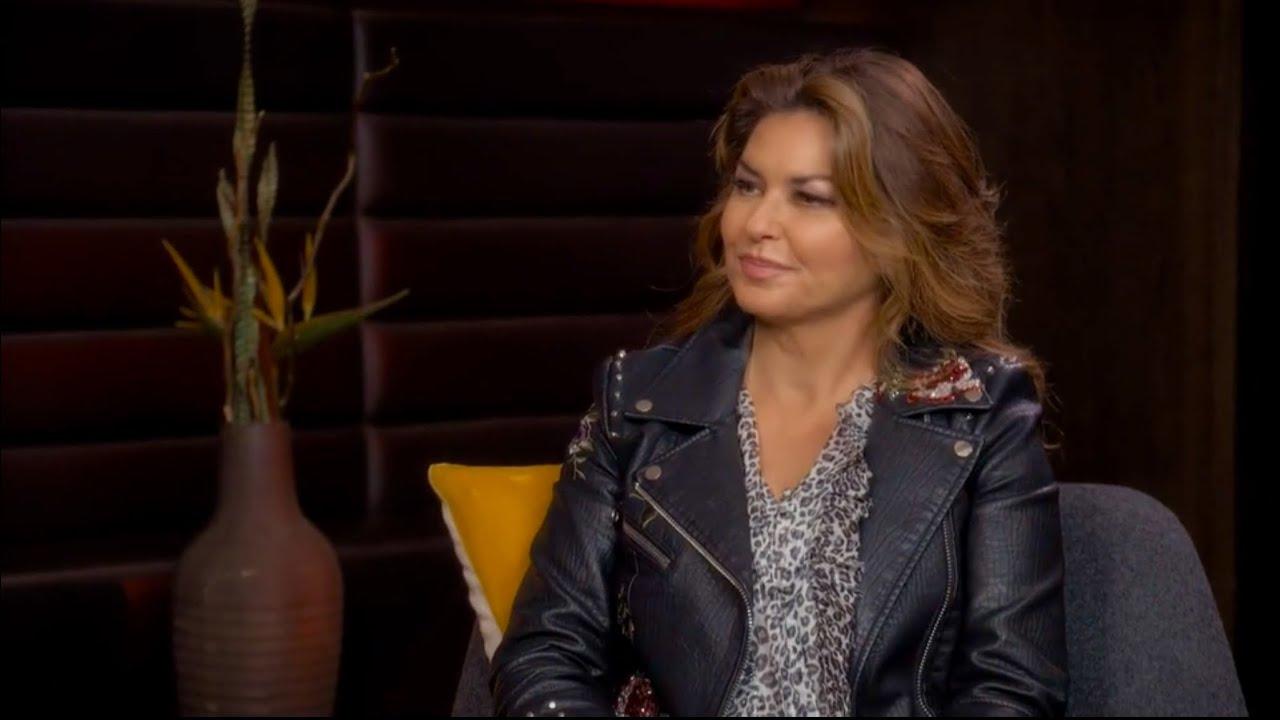 Shania Twain on the Rob and Romesh Show