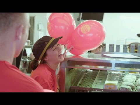 McDonald's Ireland Free Breakfast Friday