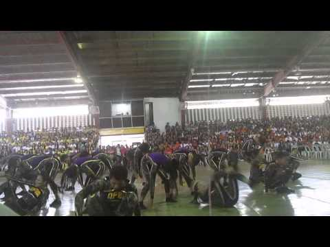 PUPSTB Cheerdance Competition 2015 CHAMPION: AFBA College of Business