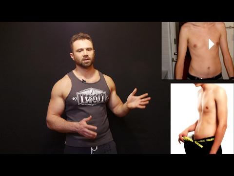 Если ты худой, но с пузом – что делать? Набор массы или сушка?