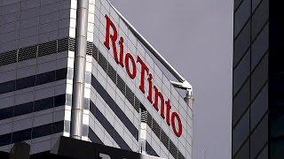 Rio Tinto: πτώση εσόδων και μετοχής - economy