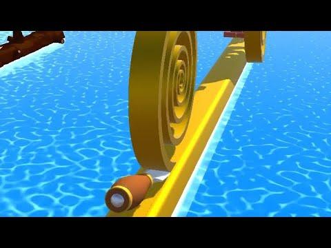 Spiral Roll - LVL 1-20 - Gameplay Walkthrough