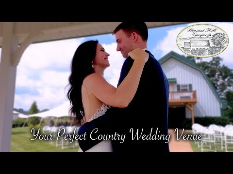 pleasant-hill-vineyards-&-winery:-perfect-country-wedding-venue