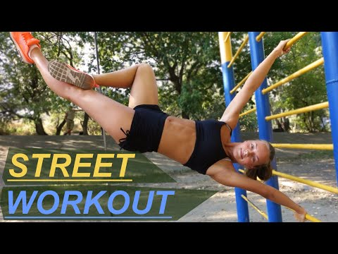 STREET WORKOUT MOTIVATION IN UKRAINE - INCREDIBLE GUYS