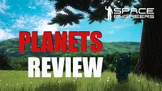 [SPACE GAMES] Space Engineers - Planets REVIEW