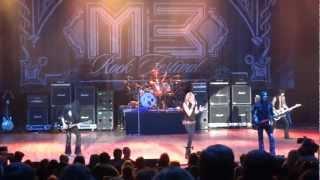 KIX Lie Like A Rug M3 Rock Fest Merriweather Post Pavilion Columbia MD 5/11/2012