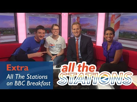 All The Stations On BBC Breakfast - 22nd August 2017