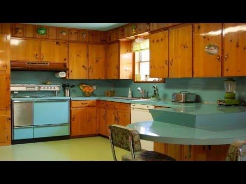 Interior Design - Mid Century Kitchen Design & Decor Ideas