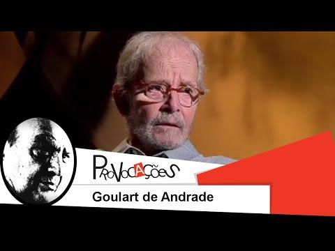 Provocações - Goulart de Andrade