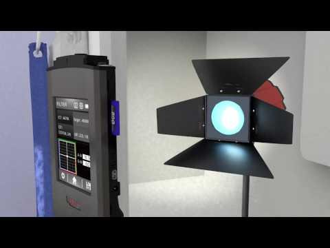 UPRtek CV600 Spectral Color Meter (No subtitle version)