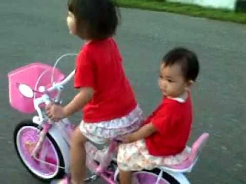 anak soreang main sepeda - YouTube
