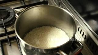 Рисовая каша с тыквой - Рецепт от Бабушки Эммы
