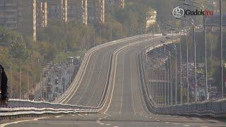 На Можайском шоссе открылась самая длинная в Москве эстакада